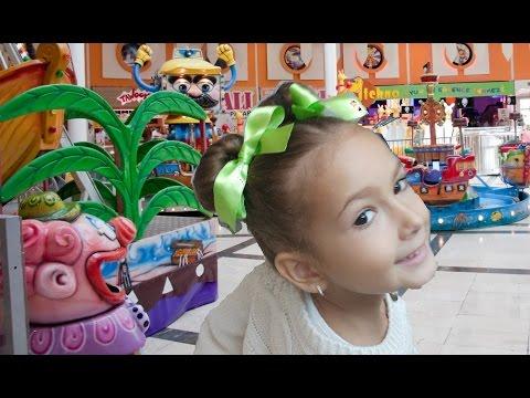 Deepo alışveriş merkezi playland oyun merkezi, elif ve atraksiyonlar, eğlenceli çocuk videosu