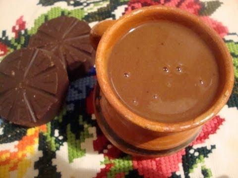 Receta de chocolate y el champurrado comida mexicana