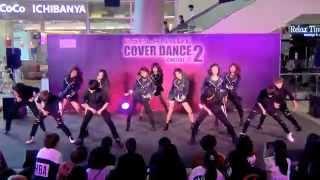 download lagu 150405 Bella Cover T-ara - Cry Cry Esplanade Cover gratis