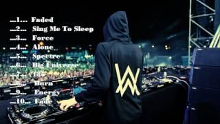 Top 10 bài hát của  Alan Walker 2017 mới nhất