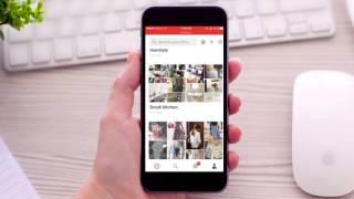 كيف استخدم تطبيق بينترست pinterest  ؟ كيف اجمع صور أو اعمال يدوية أو لحفلة أو مشروع أو لوك لمناسبة ؟