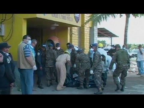 Honduras president orders inquiry into prison blaze
