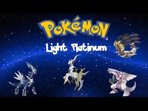 Descargar Pokémon Light Platinum en español completo GBA