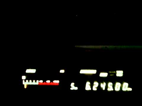 Shortwave Gold 1905.2013 6245 kHz 18.58 UTC