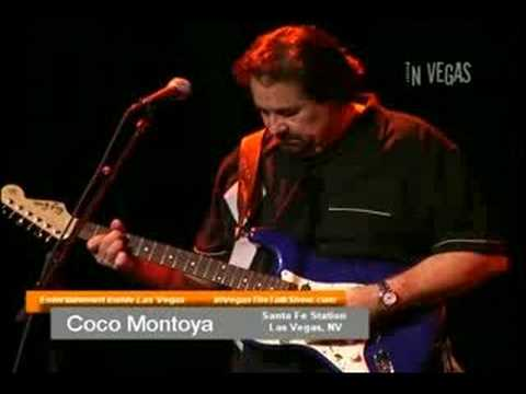 "Coco Montoya ""Good Days"" Video Las Vegas InVegasTheTalkShow"