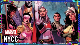 NYCC 2019: X-Men Dawn of X Panel Report