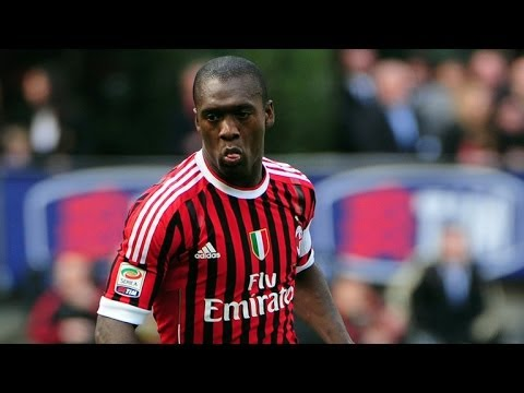 Clarence Seedorf Appointed New Boss Of AC Milan