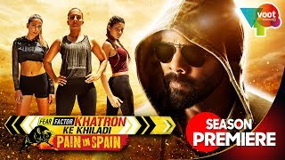 Voot – Fear Factor Khatron Ke Khiladi S08 – Starts 24th July onwards
