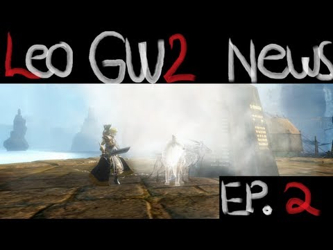 Guildwars 2 Weekly News EP2 (Canach Exploit,Leaked Items,Easter EGG)