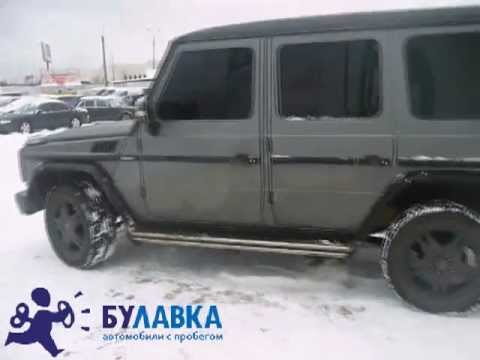 Mercedes G Class Brabus / 5.0 / V8 / 2001 / Мерседес Гелендваген ...