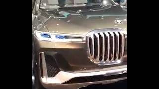 New 2019 BMW X7 Walkaround