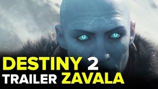 "Destiny 2 - New Cinematic ""Zavala"" Trailer"