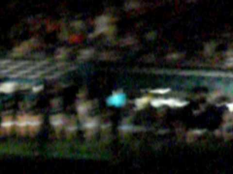 4th of July Fireworks, Land Shark Stadium Video