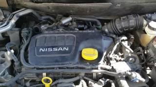 Qashqai 1.6dci DPF pressure difference sensor removal