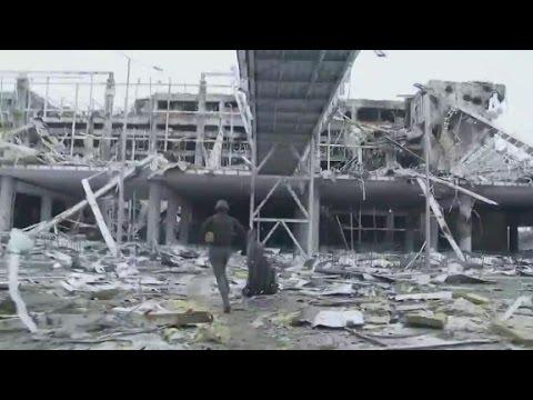 Escalating violence devastates eastern Ukraine