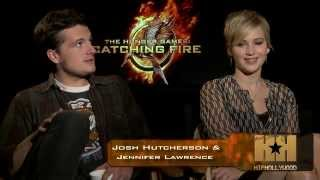 Jennifer Lawrence & Josh Hutcherson Reveal Their Crazy Pre-Hunger Games Diets