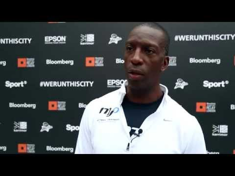 Olympic Legend Michael Johnson Talks Usain Bolt, Kirani James and Rio 2016