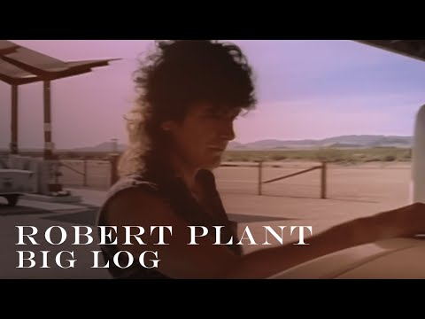 Robert Plant -Big Log