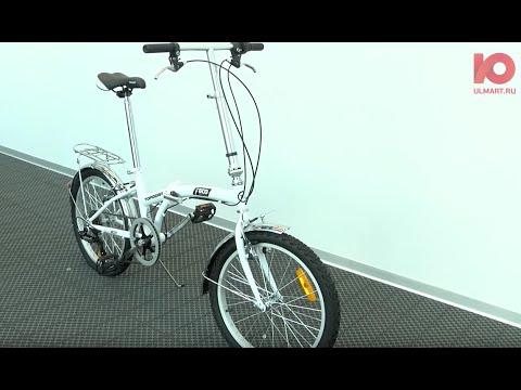 Обзор складного велосипеда Top Gear ECO: Как выбрать складной велосипед