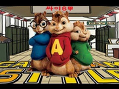 Alvin E Os Esquilos - Oppa Gangnam Style | Paródia - Psy - Gangnam Style (강남스타일) video