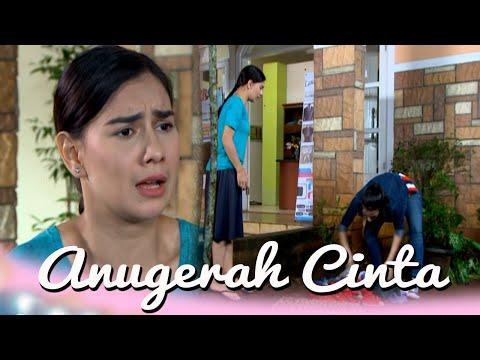 Aleya Mengacak-Acak Baju Laundri Naura [Anugerah Cinta] [9 September 2016]