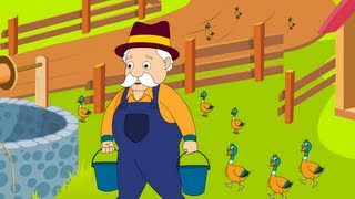 Old MacDonald had a farm - Nursery Rhymes - Ep 8