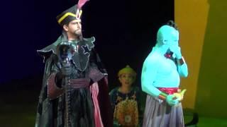 Aladdin A Musical Spectacular - Jafar Isn't Disney's Scariest Villain Anymore (HD)