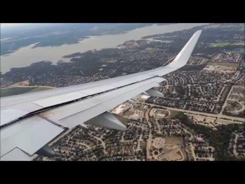 American Airlines Airbus A321-231 [N129AA] landing in DFW