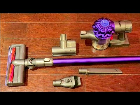 Dyson V6 + Cordless Vacuum Cleaner HONEST and UNBIASED Review