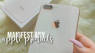 Apple Products ( IPhone XS MAX,Air Pods, MacBook,etc)
