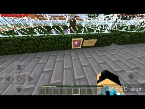 Minecraft pe:mostrando meu zoológico