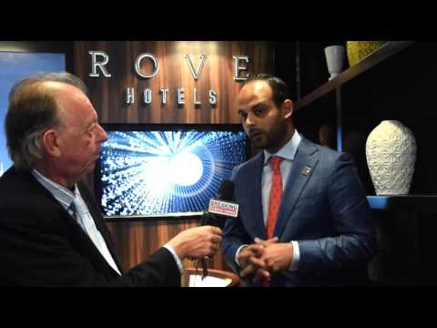 Jaidev Menezes, corporate director of business development, Emaar Hospitality Group