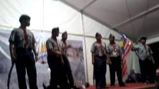 Tugu negara in scout jamboree 2014 get number one