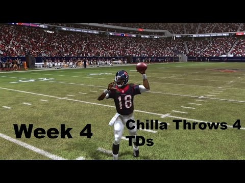 Madden NFL 15 QB Career Mode  Madden Week 4 Regular Season