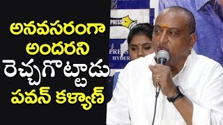 YSRCP Leader Prudvi Raj Punches on Pawan Kalyan | AP Elections Result 2019 | Filmylooks