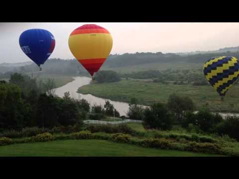 Annual BYOB (Bring Your Own Balloon) Sat Aug 2, 2014 - AM Flight - 1st of 4 videos