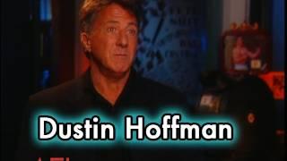 Dustin Hoffman on THE GRADUATE
