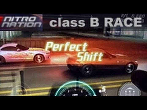 Nitro Nation race B win boss race BMW Z4 sDrive 35i