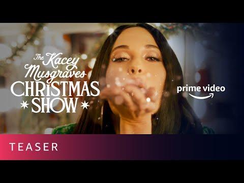 Download  The Kacey Musgraves Christmas Show Teaser | Prime  Gratis, download lagu terbaru