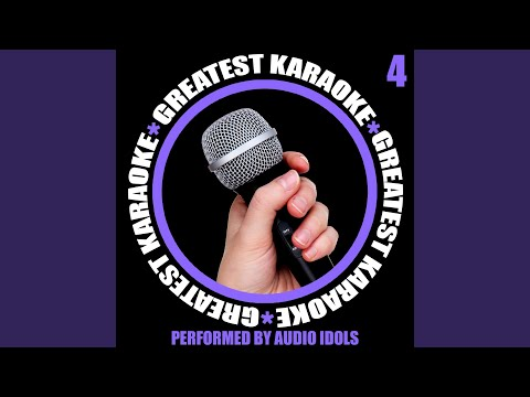 The Most Beautiful Girl In The World (originally Performed By Prince) (karaoke Version) video