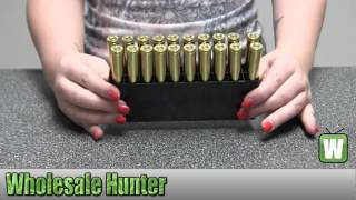 Hornady 300 Weatherby Magnum 150Gr Interbond 82219 Ammunition Shooting Gaming Unboxing