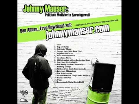â—‹ Johnny Mauser - Politisch Motivierte Sprachgewalt - 9. Arzt (feat GrakkHead) â—‹