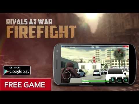 Rivals at War: Firefight APK Cover