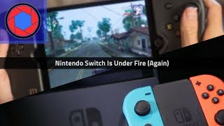 Gamevice (Once Again) Sues Nintendo Over The Switch.. - Vezerlo
