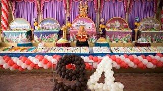 Guruhari Darshan 7 Dec 2014, Sarangpur, India