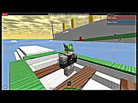 Lego Britannic Sinking Britannic Sinking