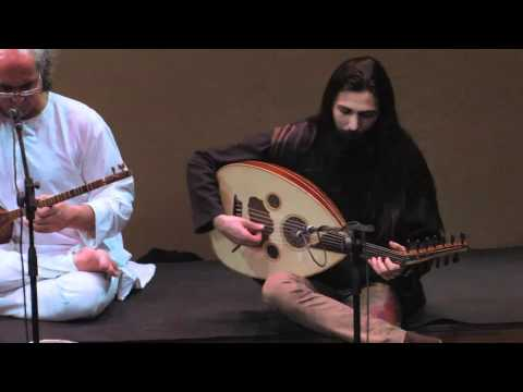 Majid Derakhshani-Pesian&Flamenco Music Concert. A fantastic fusion in Madrid - December 6, 2010