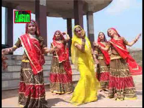 Watch Meri Vaishno Maiya - Mata Rani Darsh De - Devotional Rajasthani Song