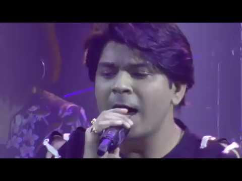 DIL CHEEZ TUJHE DEDI Ankit Tiwari,  Concert In Moscow,Crorus City Vegas Hall