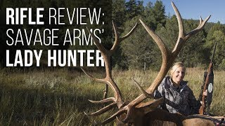 Quick Review: A Rifle Built for Women, The Lady Hunter
